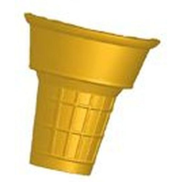 9e8a5dd5fdf6e Stylized Soft Serve Cone ONLY Soap Mold